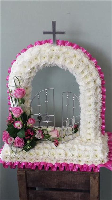 gates of heaven funeral flowers by townend florist in