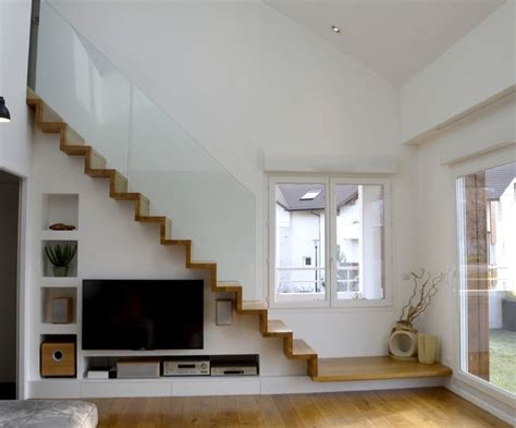 Salon Avec Escalier by Les 22 Meilleures Images Du Tableau Escaliers Sur
