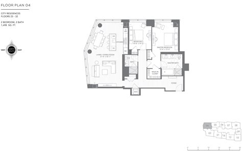 Millennium Tower Floor Plans | back bay residential millennium tower boston