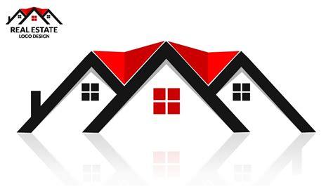 tutorial house logo logo design real estate photoshop cc tutorial youtube