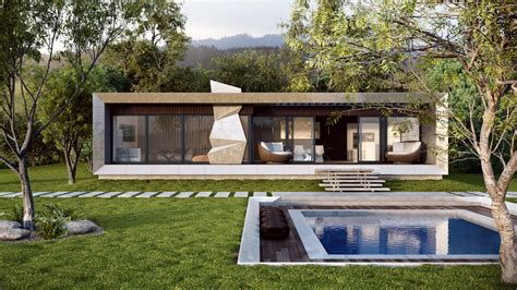 modern country home the brilliant design work of uglyanitsa alexander