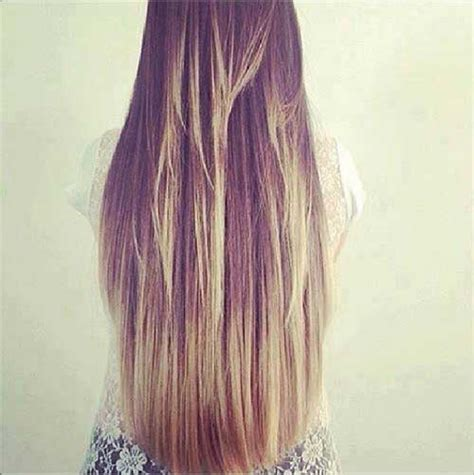 ombre hairstyles for long straight hair 20 haircuts for fine straight hair hairstyles haircuts