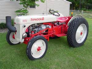 ford tractors history images