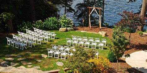 Wedding Venues Nc by Lake Reserve Weddings Get Prices For Wedding Venues