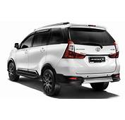 全新等级 Toyota Avanza 15X 本地预售,售价RM 827K