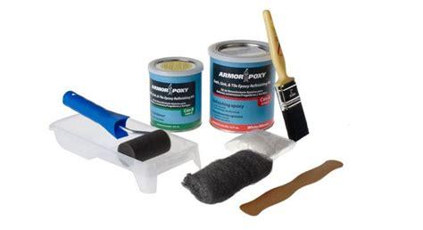 bathtub epoxy paint kit armorpoxy bath sink tile refinishing kit armorpoxy