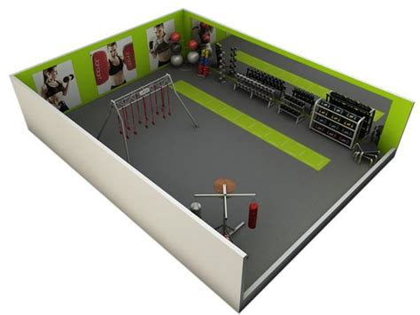 gym layout exles 2a exle layout functional area within a gym health