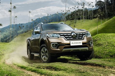 renault alaskan renault alaskan up revealed official pictures