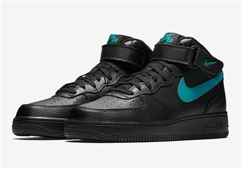 Original Bnib Nike Air 1 Mid Prm Leather Wool Wmn nike air 1 mid black leather pack 315123 043