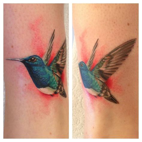 realistic hummingbird tattoo designs 50 glorious foot and ankle ideas that are truly