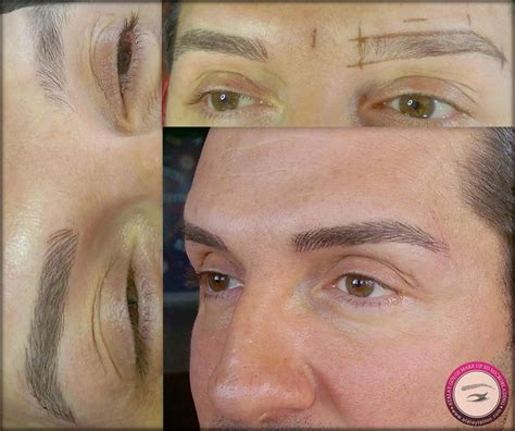 boys with permanent makeup 10 best microblading for men images on pinterest eye
