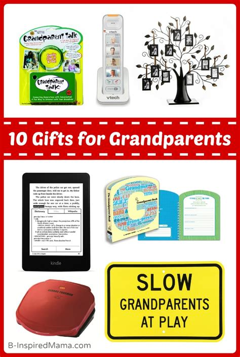 holiday gift guide 2014 gifts for grandparents b