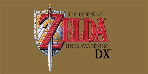 legend  zelda links awakening dx game boy