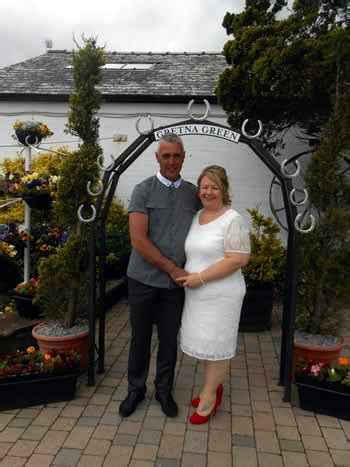 Wedding Blessing At Gretna Green by Unique Wedding Blessings For Anniversaries Held The