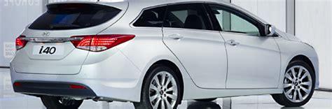 automobilistiche coreane anticipazioni hyundai i40 cw