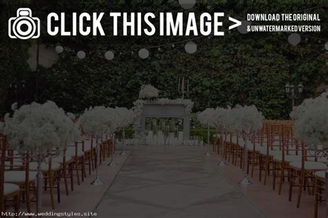 wedding ceremony design unique wedding ceremony ideas photos simple yet unique