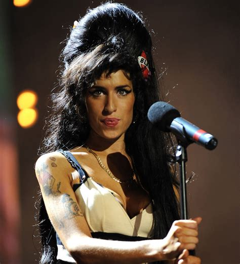 Winehouse May Quit To Be A officials urge winehouse fans to stop stealing