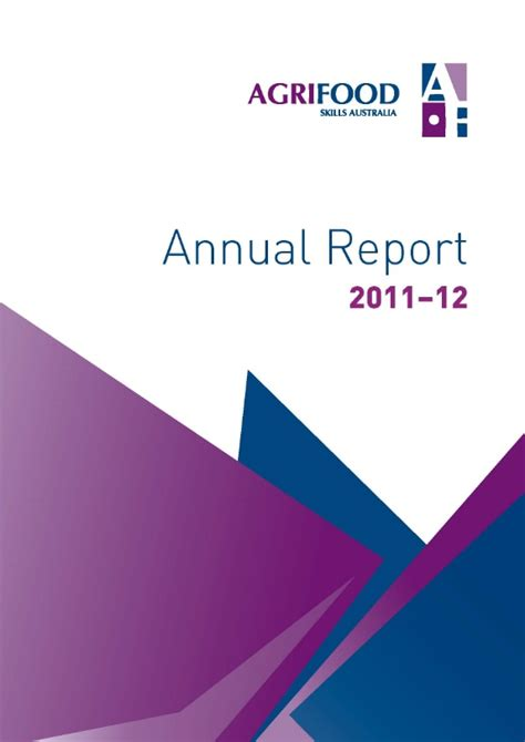 annual report cover page templates projects to try
