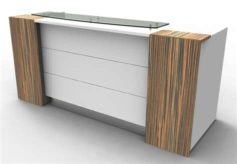 Mosaic Reception Counter Office Furniture Reception Desk Counter