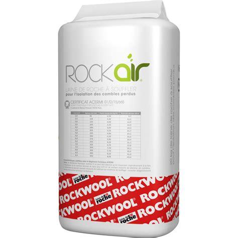 De Roche En Vrac 2834 by De Roche 224 Souffler Rockwool 20 Kg R Variable