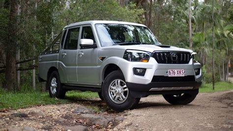 mahindra pik   pricing  spec confirmed car news carsguide