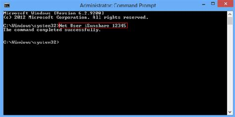 reset user password vista command prompt password recovery ways tips how to bypass password for