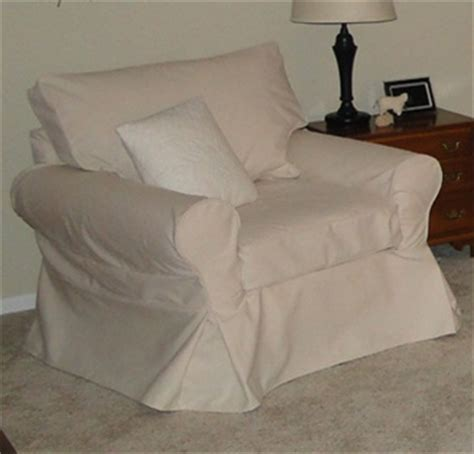 Pottery Barn Pb Basic Chair Slipcovers