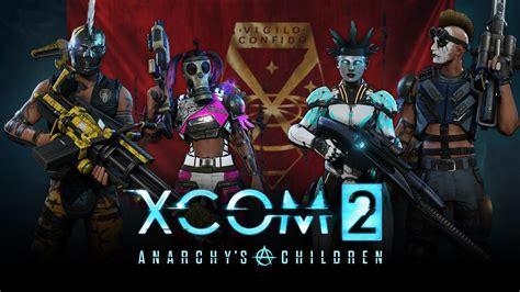 xcom hairstyles customization dlc anarchy s children voor xcom 2 komt 17