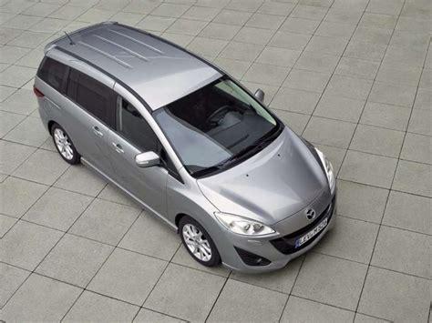 most fuel efficient vansminivans of 2014 mazda mazda5 kelley blue image gallery small minivans 2013