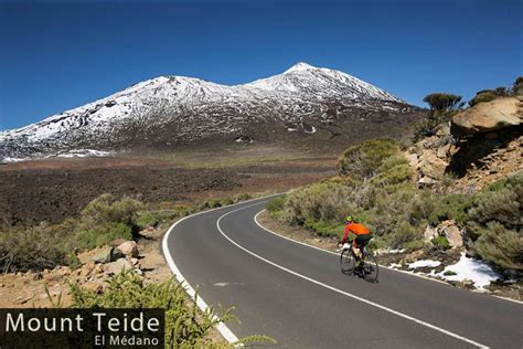 Cleaning Blogs by Video Mike Cotty Rides Tenerife S Mount Teide Road Cc