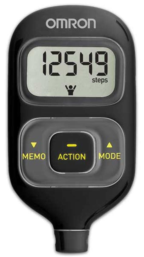 Omron Hj 203 Pedometer Pink 45032 omron hj 203 pedometer with activity tracker