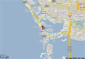 map of florida st petersburg petersburg deals see hotel photos