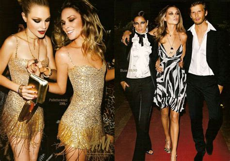 Fab Ad Hm Fall 2007 by Sugar Shout Out Roberto Cavalli For H M Popsugar