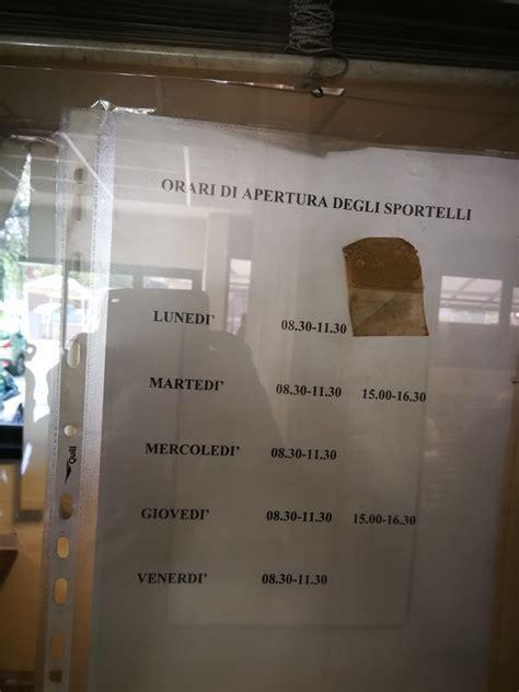 orario di ufficio orari ufficio stranieri di via patini roma informazioni