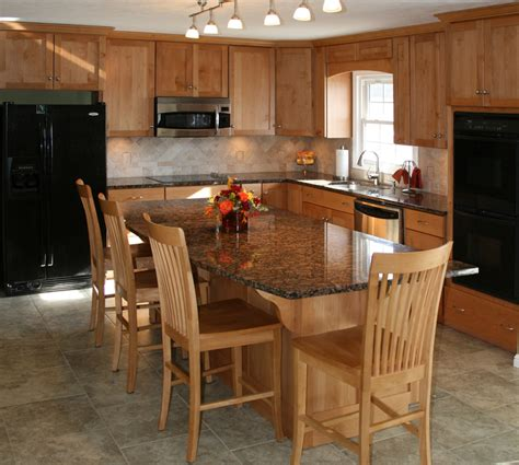 Island Kitchen Cabinets cabinets kitchen remodeling alder kitchen cabinets with island
