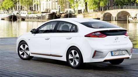 2019 Hyundai Usa by 2019 Hyundai Ioniq Usa Review Engine Exterior And