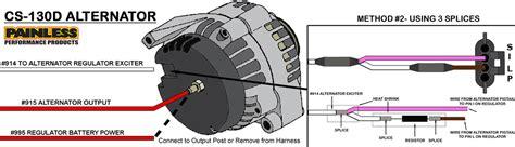 alternator wiring  miata forum home    miata conversion