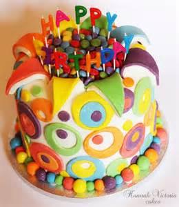 birthday cake by hannah victoria on deviantart