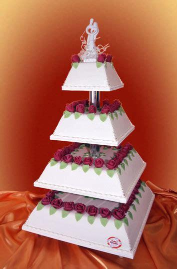 Hochzeitstorte 4 Etagen by Hochzeit