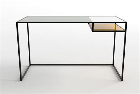 Designer Desks | phase design reza feiz designer keys desk phase