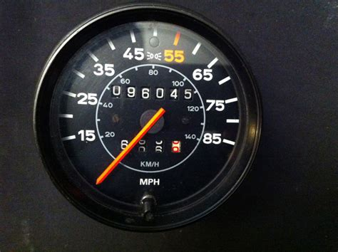 Porsche 911 Tacho by 911sc Speedometer 100 Shipped Pelican Parts Technical Bbs