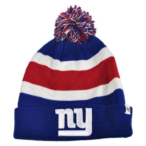 ny giants knit hat 47 brand new york giants nfl breakaway knit beanie cap nfl