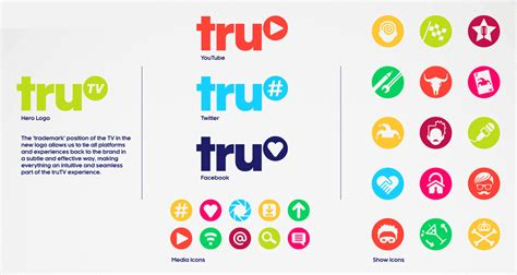 Brand New: New Logo and On air Look for truTV by loyalkaspar
