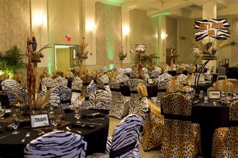 african themed decor atlanta mitzvah at temple sinai by greg g photography