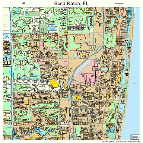 boca raton map boca raton fl pictures posters news and on your pursuit hobbies interests and worries