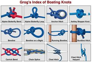 how to tie boating knots gtmm luxury high performance