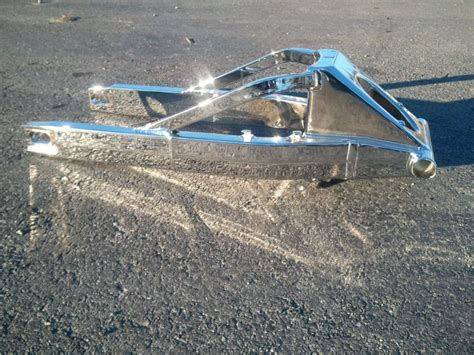 extended swing arm hayabusa chrome extended swingarm
