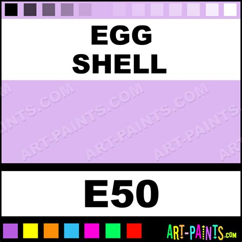 eggshell paint color chart images