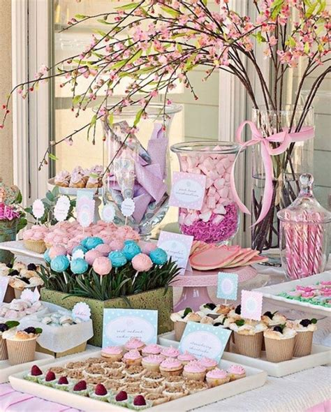bridal shower sweet table ideas bridal shower ideas the best decorations and desserts for your pre wedding soiree weddingbells