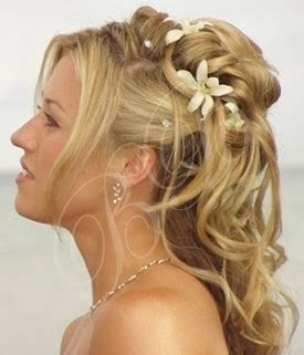 Bridal Hair Half Up Side by Show Me Beautiful Half Up Hairstyles Health